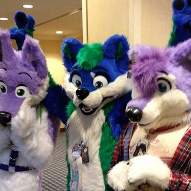 Com'è prender parte a una convention furry